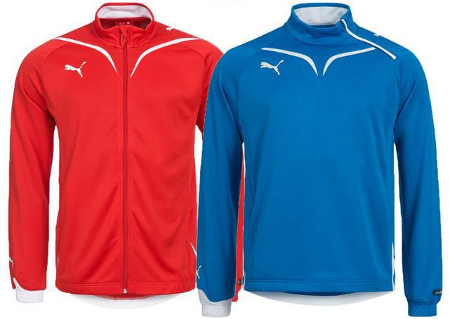 PUMA v Konstrukt Herren Sport und Trainingsjacke für je 15,99€