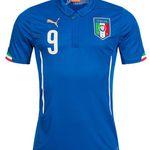 Puma Italien Heim Trikot #9 Balotelli für 15,99€