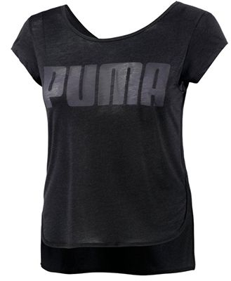 Puma Layer Tee Damen T Shirt ab 5,74€ (statt 20€)