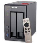 QNAP TS-251+ 2-Bay NAS Leergehäuse für 229€ (statt 295€)