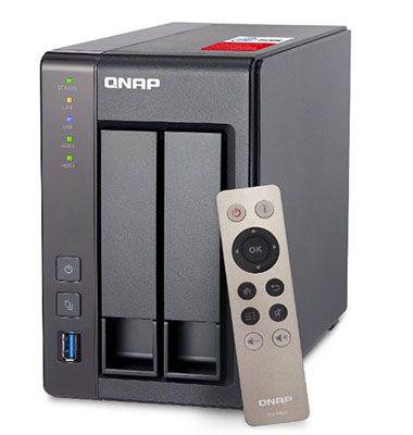 QNAP TS 251 Fehler? QNAP TS 251+ 2 Bay NAS mit 6TB für 325€ (statt 499€)