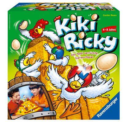 Ravensburger Kiki Ricky Ravensburger Kiki Ricky Kinderspiel ab 14,39€ (statt 20€)