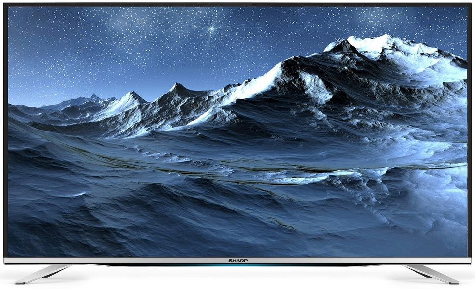 SHARP LC 40CFE6452E   40Zoll Smart TV mit Triple Tuner (DVB T2) für 279,99€