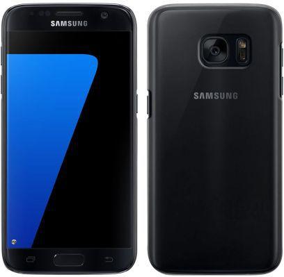 Samsung Galaxy S7 (Edge) Schutzhülle für je nur 1€