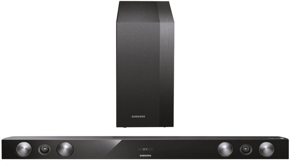 Samsung HW H430   2.1 Soundbar mit Bluetooth + kabellosem Subwoofer für 139€