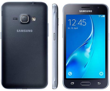 SAMSUNG Galaxy J1   Android5 Smartphone 8 GB gold für 77€