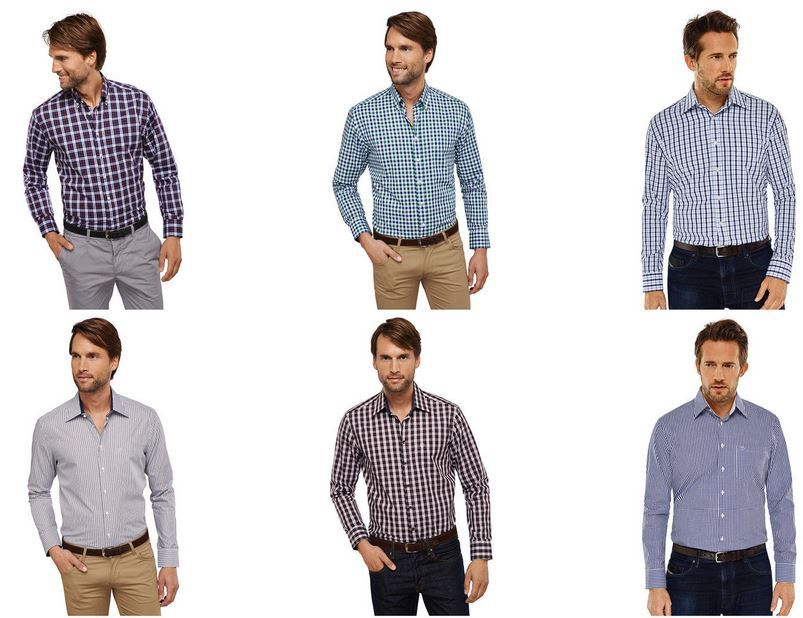 pretty nice 96cb8 7800c Schiesser Herren Langarm-Hemden für je 20,95€ + 20% Extra ...