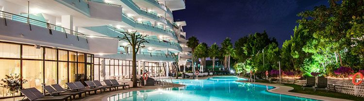 Senator Banus tease 8 Tage Costa del Sol im 5* Hotel inkl. Frühstück, Wellness und Flug ab 379€ p.P.