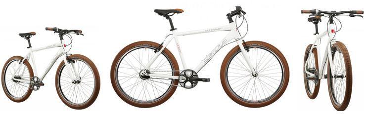 Serious Unrivaled 8 Serious Unrivaled 8   Urban Bike 2016 für 399,99€