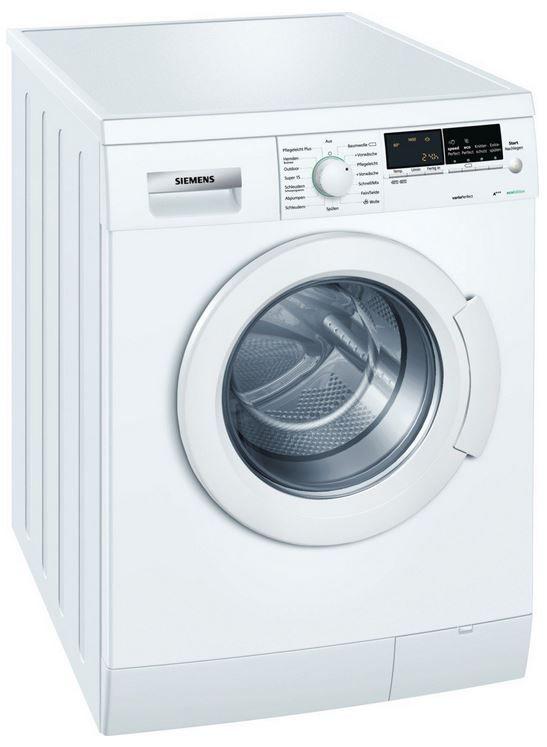 Siemens WM14E4D2   7kg Waschmaschine mit Top EEK A+++ für 349€