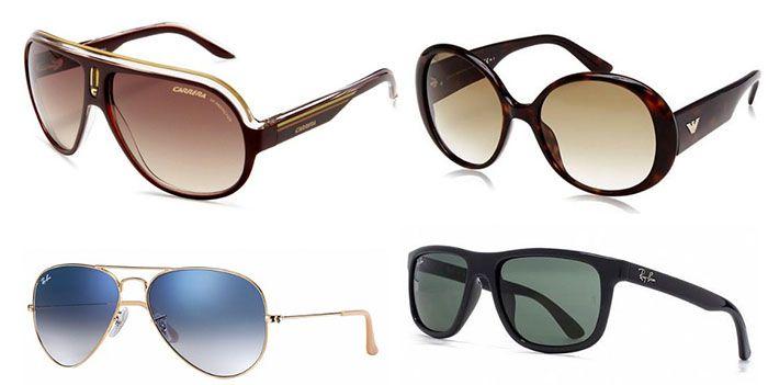 Sonnenbrillen Ray Ban Sonnenbrillen stark reduziert   z.B. Ray Ban RB2132 New Wayfarer Sonnenbrille statt 84€ für 54,95€
