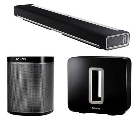 Sonos Günstige Sonos Artikel bei Amazon Spanien   z.B. Play 1 für 187€ (statt 208€)