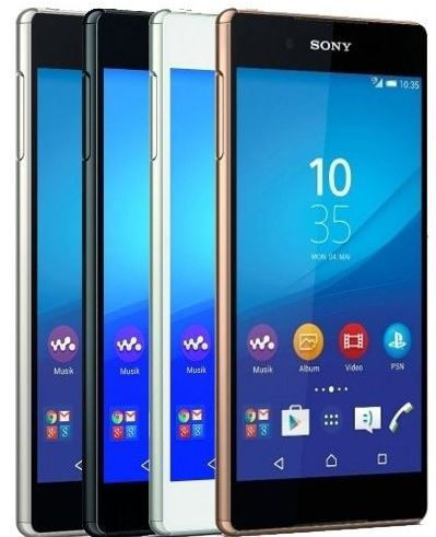 Sony Xperia Z3+ Sony Xperia Z3+ Android Smartphone mit 21 MP Kamera für 289,90€