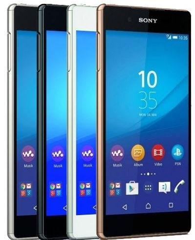 Sony Xperia Z3+ Android Smartphone mit 21 MP Kamera für 289,90€