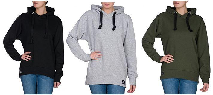 Spartans History Oversize Damen Hoodies für nur 7,46€