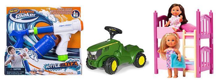 Spielzeug Kindertag! Bis zu 30% auf ausgewähltes Spielzeug bei Amazon