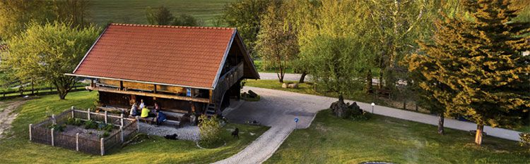 Stern Romantik am Hof teaser 3 Tage Romantikurlaub im Bayerischer Wald ab 139€ p.P.