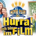 Strebertage im Movie Park Germany – freier Eintritt für alle, die 4 Einsen im Zeugnis haben
