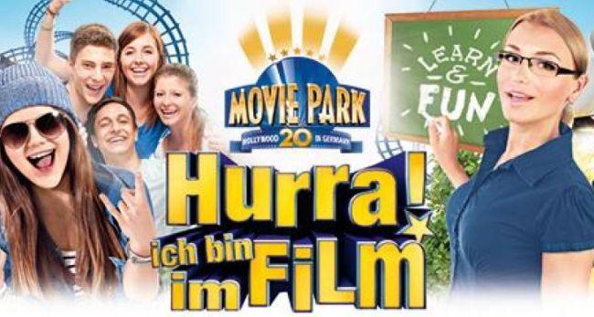 Strebertage 2016 Strebertage im Movie Park Germany   freier Eintritt für alle, die 4 Einsen im Zeugnis haben