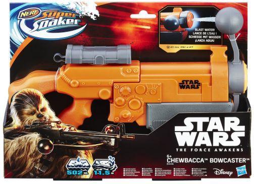 Hasbro Nerf Super Soaker Chewbacca Blaster für nur 15,50€ (statt 27€)
