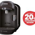 Bosch TASSIMO VIVY Kapselmaschine (B-Ware) + 20€ Gutschein für 24,95€