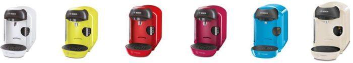 Bosch TASSIMO VIVY Kapselmaschine (B Ware) + 20€ Gutschein für 24,95€