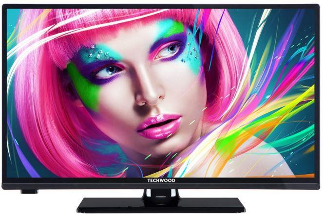 Techwood H32T10A   32 Zoll HD ready TV für 149,99€