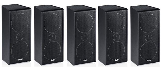 Teufel Consono 35 5er Set Teufel Consono 35 Satelliten Lautsprecher für 149,99€ (statt 250€)