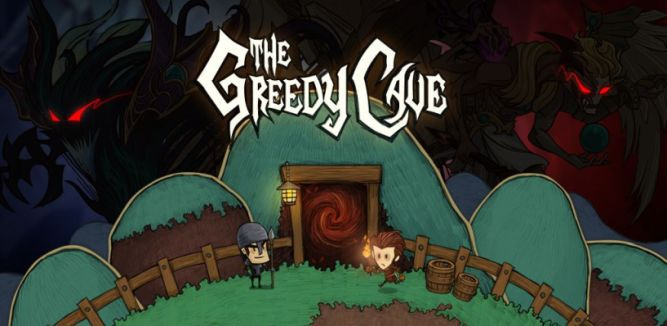 The Greedy Cave (iOS) gratis