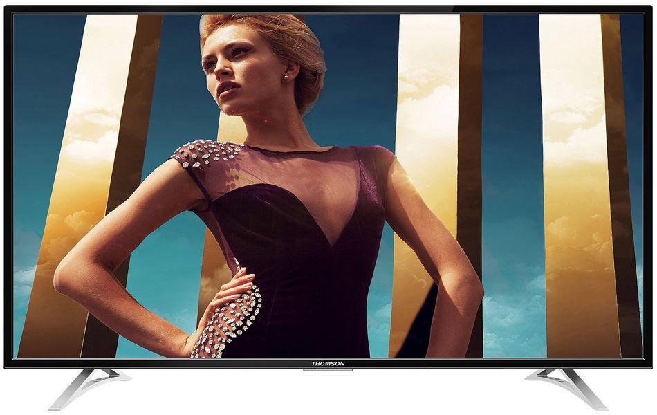 Thomson 40FA5405 Thomson 40FA5405   40 Zoll WLan Smart TV mit Triple Tuner für 249€