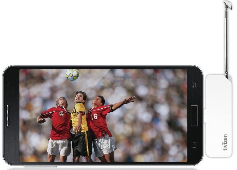 Tivizen DVB T Adapter Tivizen Pico Android 2 DVB T TV Stick für nur 12,90€