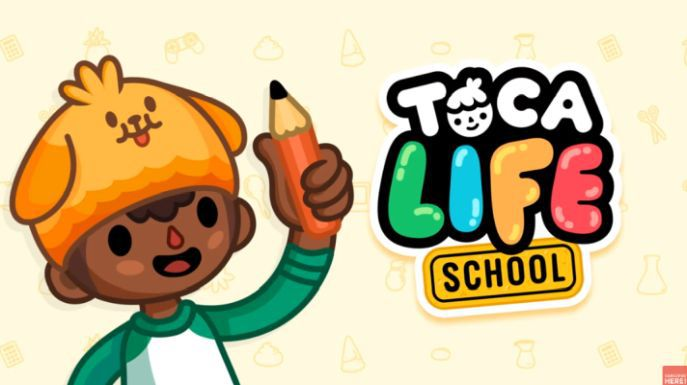Toca Life: School (Android, iOS) gratis statt 2,99€