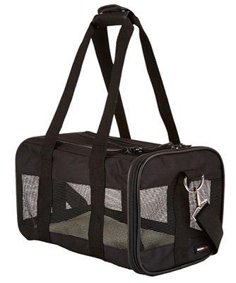Transporttasche AmazonBasics Transporttasche für Haustiere für 3,85€   Plus Produkt