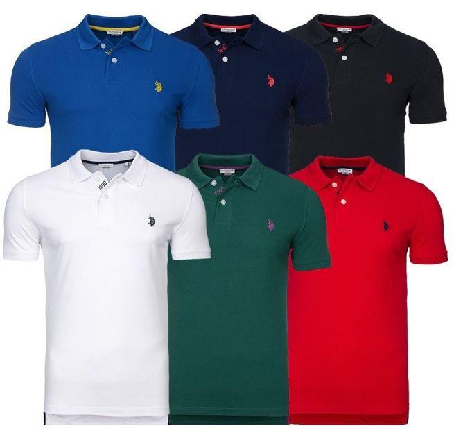 U.S. POLO ASSN. Shirt U.S. POLO ASSN. 41029   Herren Poloshirts für 25,99€