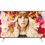 Telefunken L55U300I4CW – 55 Zoll UHD Smart TV mit triple Tuner und DVB-T2 für 549,99€