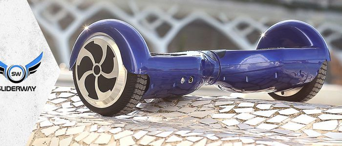 Sliderway Sale mit verschiedenen Hoverboards