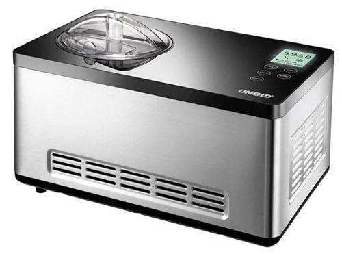 Unold Gusto Eismaschine mit Kompressor für 199€ (statt 230€)