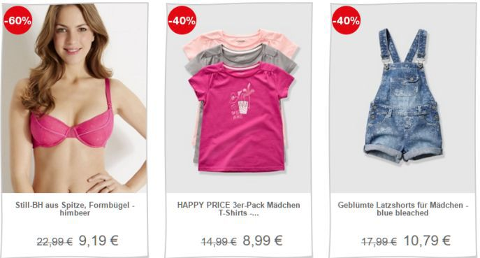 Vertbaudet Sale Angebote Vertbaudet Sale mit bis zu 50% Rabatt + 5€ Gutschein mit Mitternacht