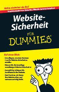 Website Sicherheit für Dummies Website Sicherheit für Dummies (Ebook) kostenlos