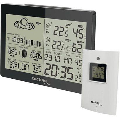 Wetterstation technoline WS 6760 Wetterstation inkl. Außensensor für 24,95€ (statt 35€)