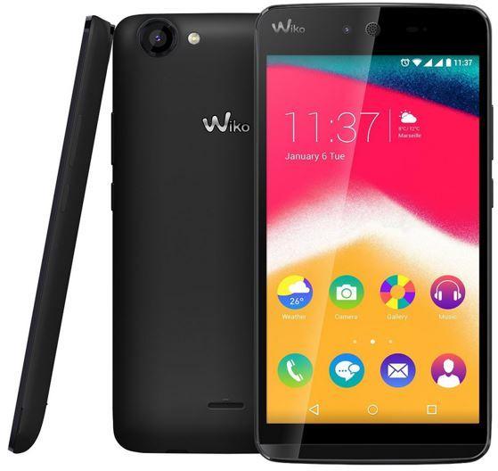 Wiko 9531 Rainbow Jam Smartphone mit 5 Zoll HD IPS Display für 66€ (statt 110€)