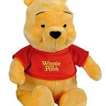 Winnie Puuh Plüschfigur 35cm für 9,92€ (statt 20€)