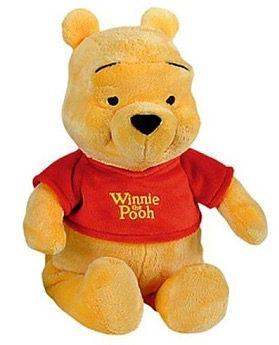 Winnie Puuh Winnie Puuh Plüschfigur 35cm für 9,92€ (statt 20€)