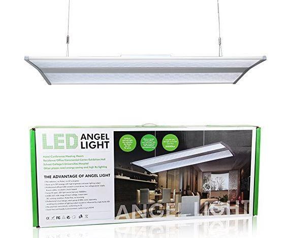 Yorbay LED Pendelleuchte mit einem 40W Panel für 99€