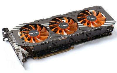 Zotac GeForce GTX 980 AMP! Edition mit 4GB DDR5 für 335€ (statt 394€)