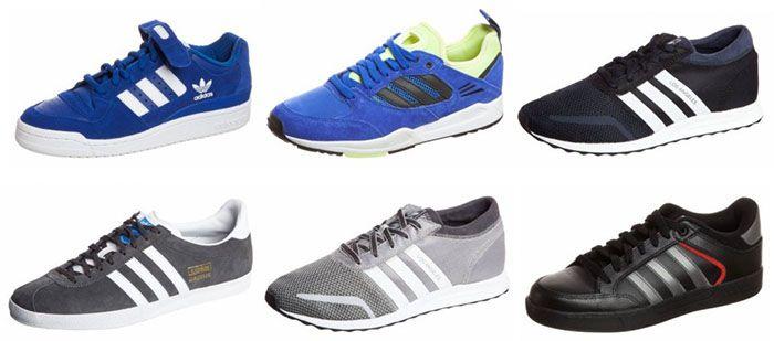 adidas Sneaker adidas Sneakers günstig in der Zalando Lounge   z.B. adidas Los Angeles für 55€ (statt 95€)
