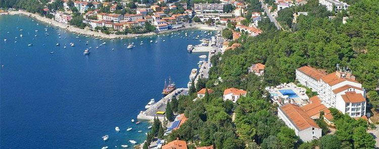 albona hotel kroatien teaser 7 Tage Kroatien mit Flug & Apartment direkt am Strand ab 367€ p.P.