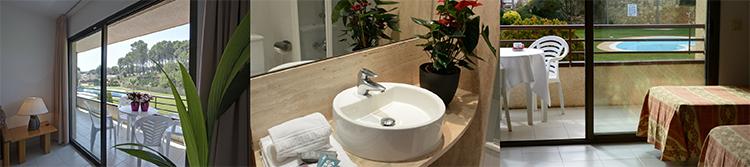 5 Tage & mehr an der Costa Brava im 3* Aparthotel inkl. Flug, Mietwagen ab 249€ p.P.