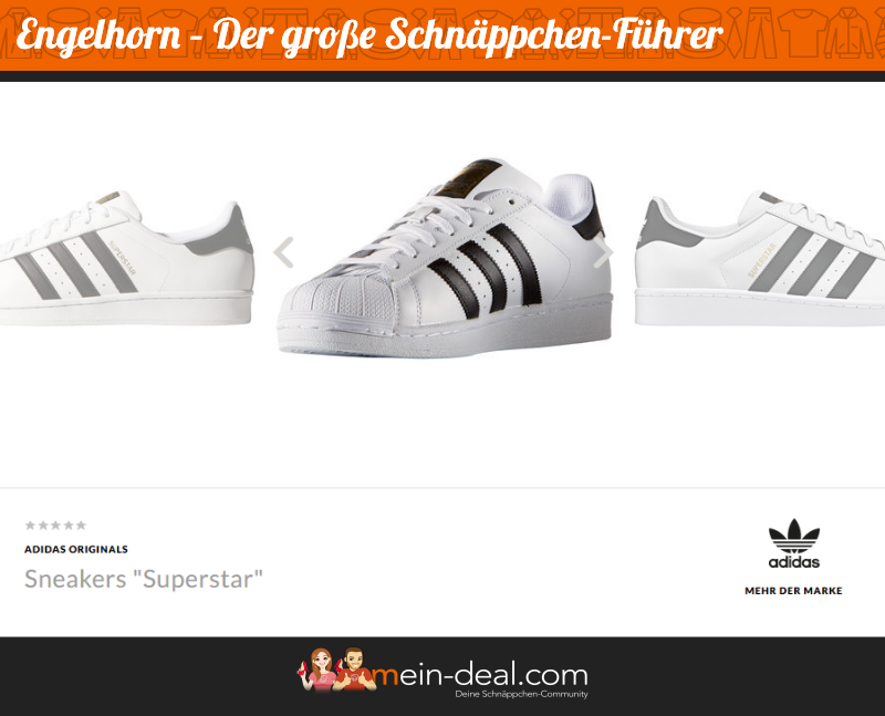 beliebte Sneaker Der große engelhorn Schnäppchenführer