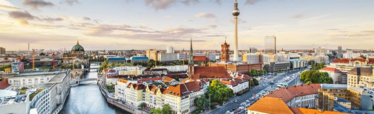 berlin tease 1 ÜN in Berlin in Musikhotel inkl. Frühstück, Bootstour, Fitness & Guide ab 75€ p.P.